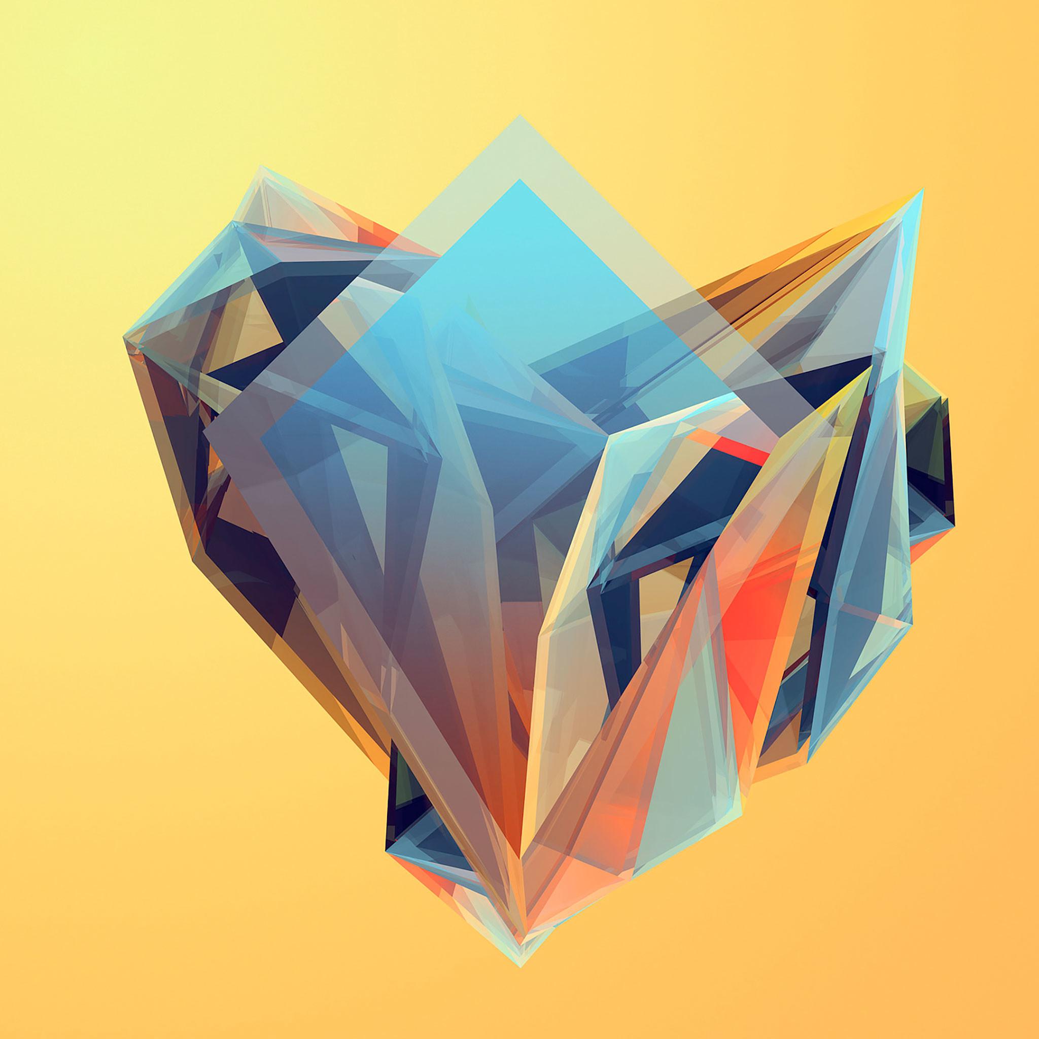 Polygon iPad Wallpaper 11