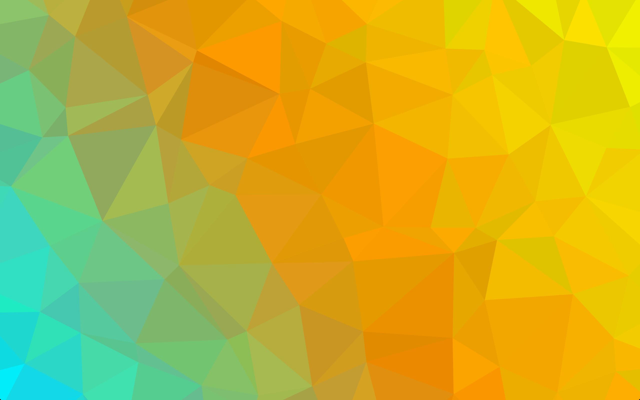 Pretty polygon wallpapers for desktop