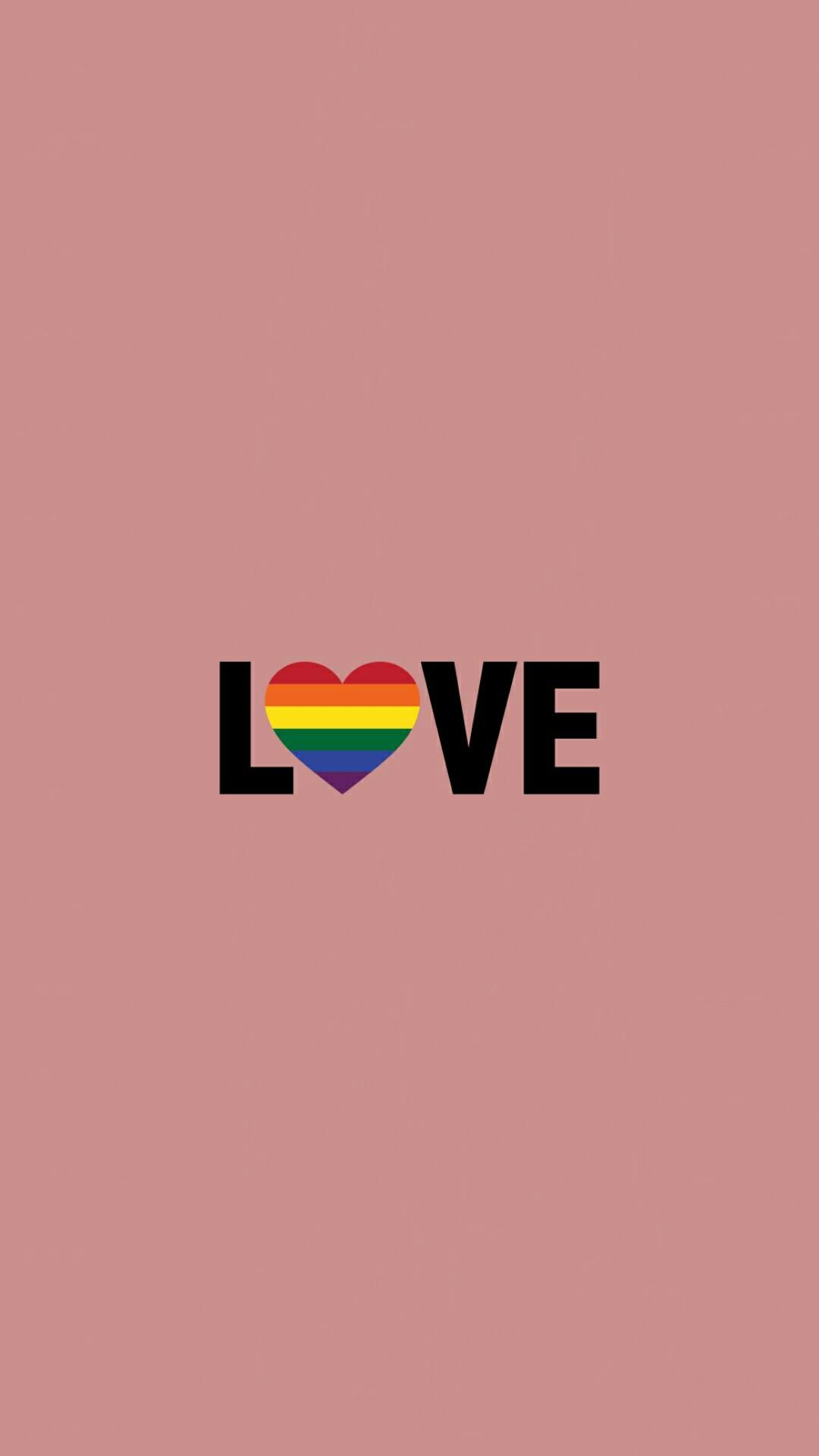 pride / lgbt / gay / lesbian / bi / trans / love is love is