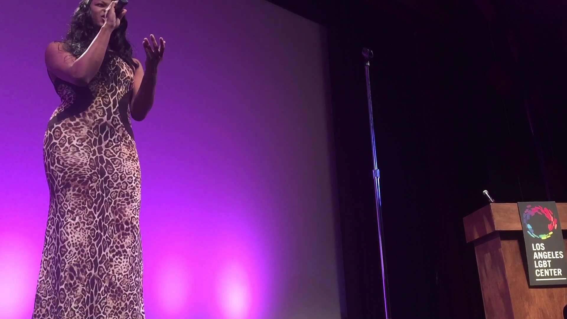 Alex Grey Sings at LA Trans Pride