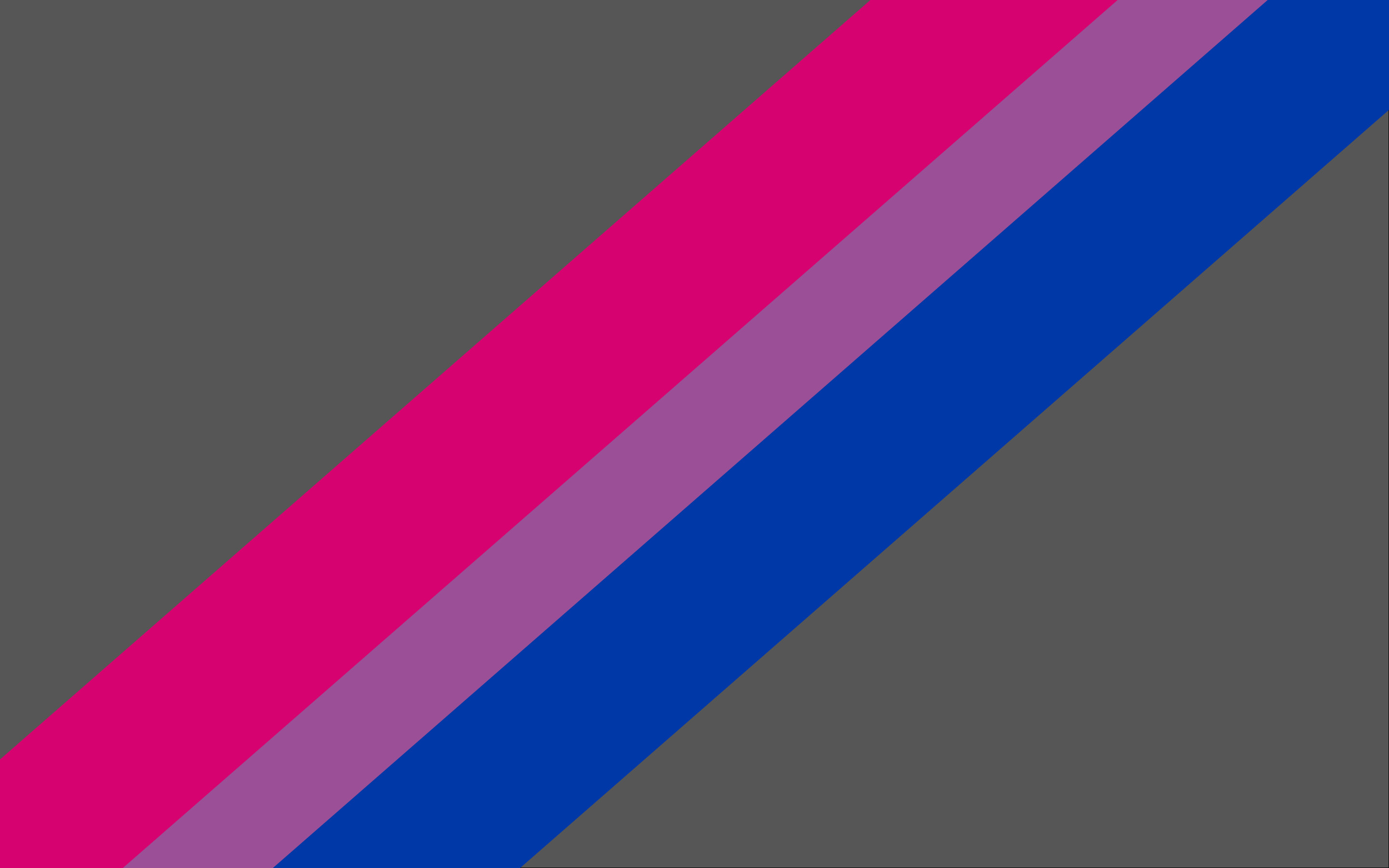Bi wallpaper I made, thought you all might appreciate itPRIDE …