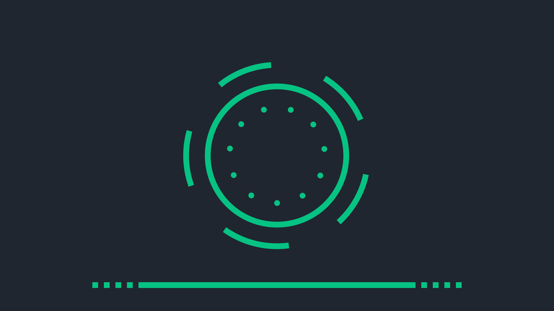 Simple Circle Minimalism
