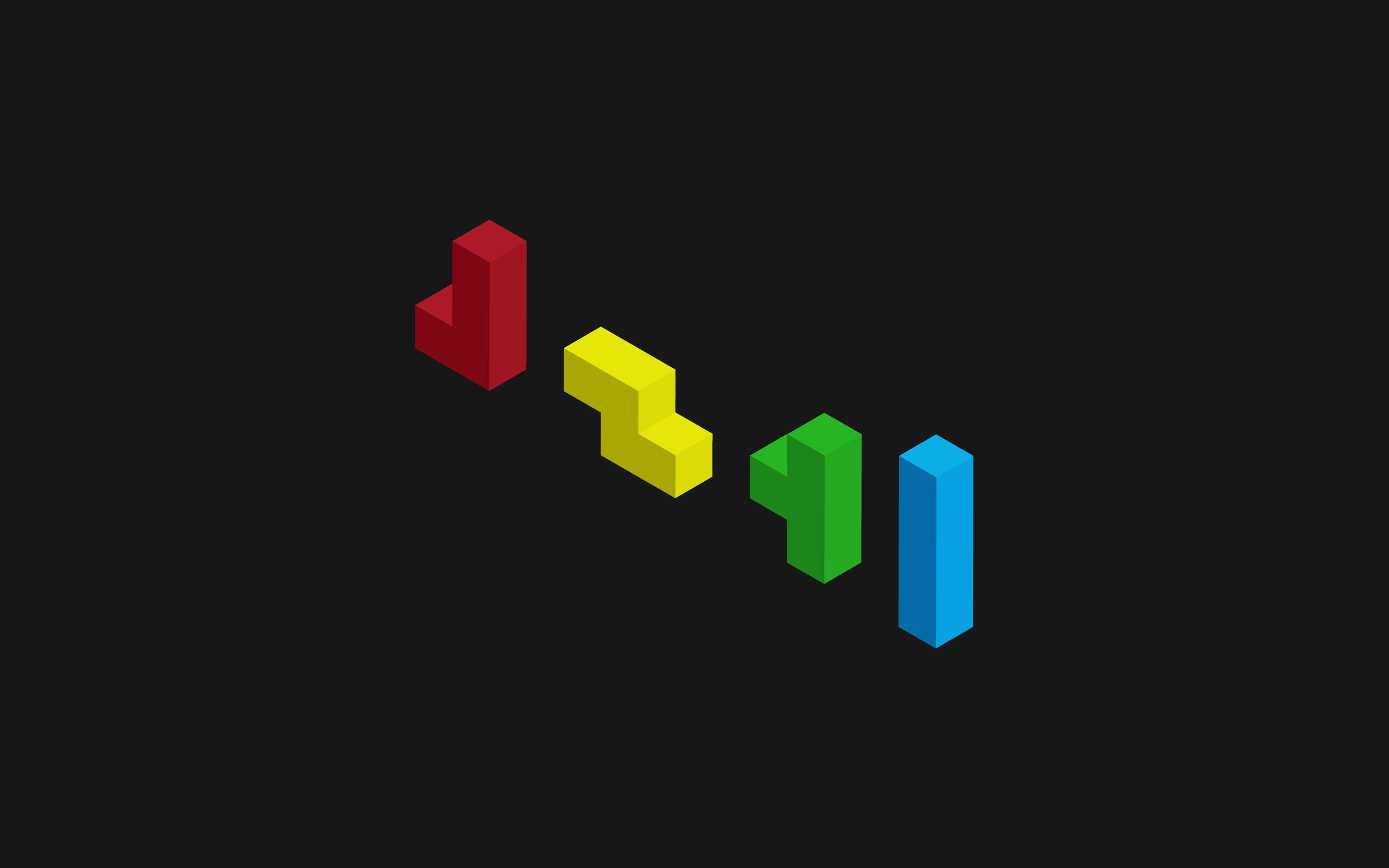 Minimalism Tetris