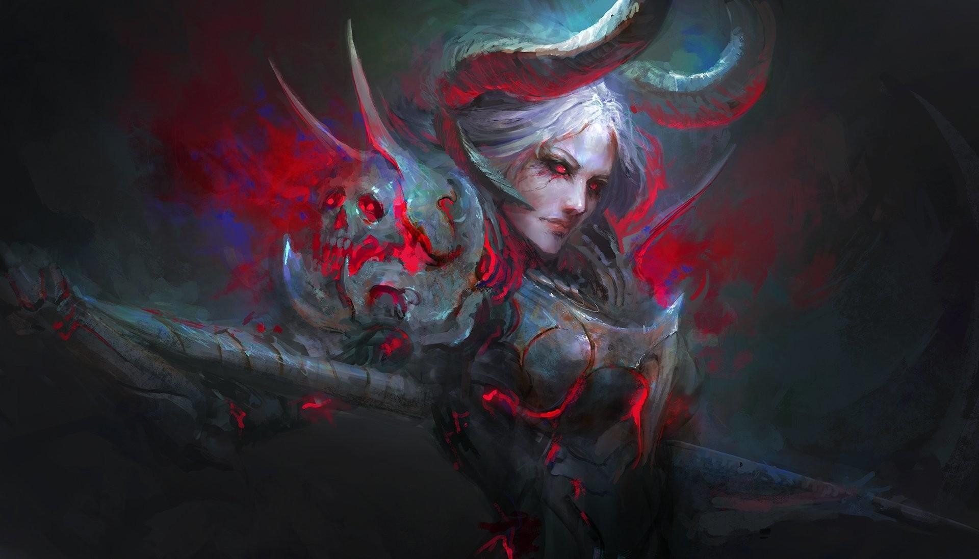 HD Wallpaper | Background ID:788780. Fantasy Demon