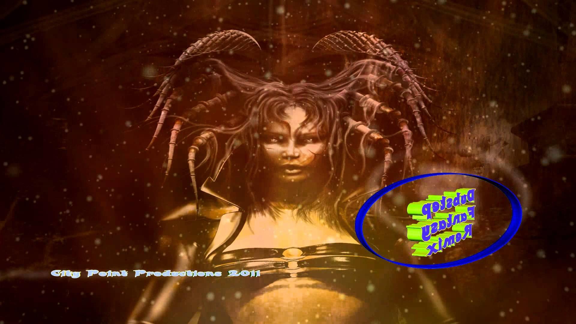 Dubstep Fantasy Remix – Sexy Female Demon HD Wallpaper