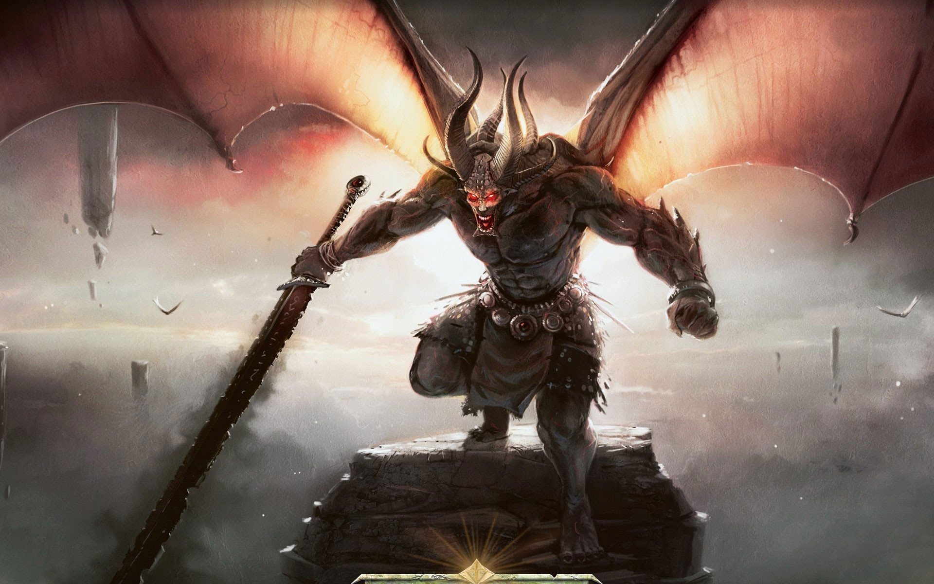 Demon Warrior | Demon Warrior