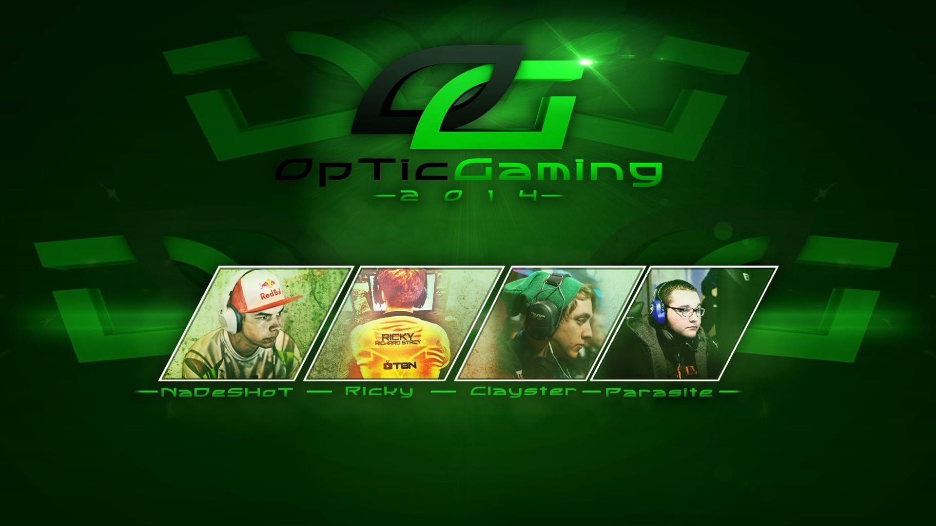 optic gaming wallpaper
