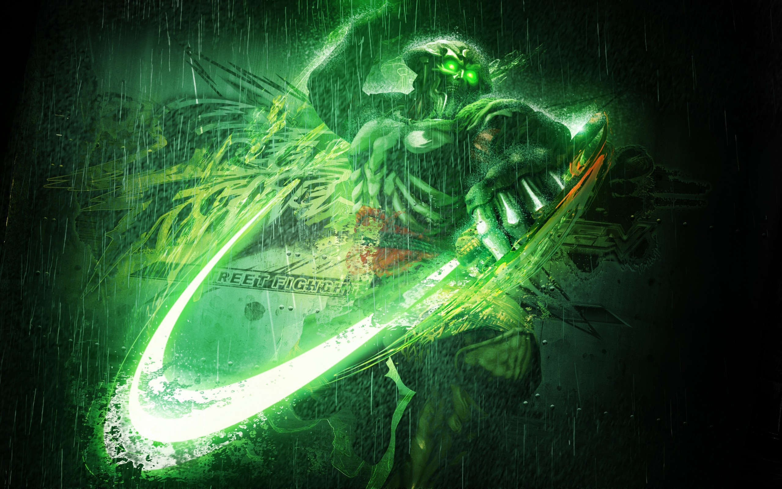 Yoshimitsu In Tekken Wallpaper