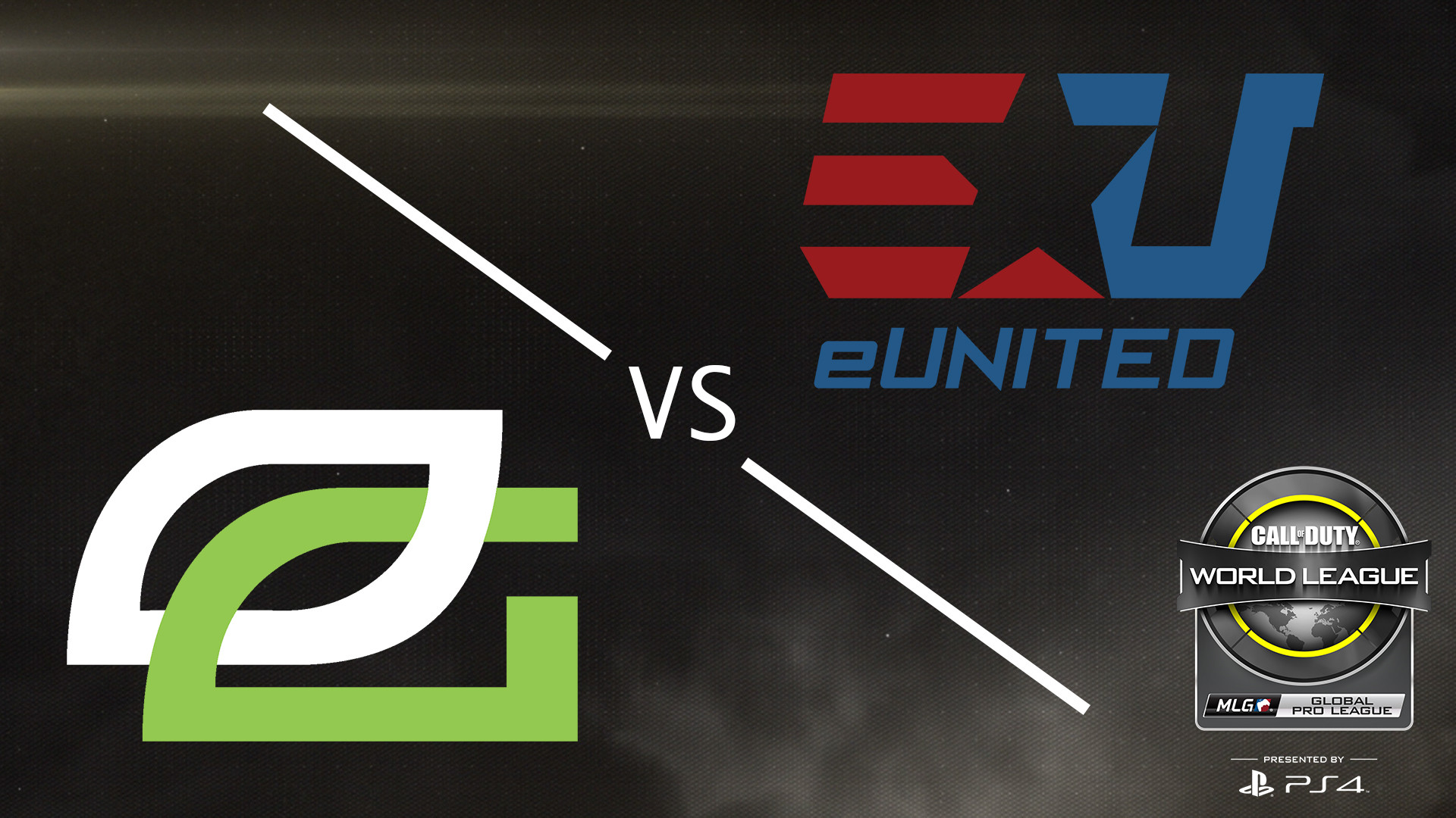 OpTic Gaming vs eUnited – CWL GPL Stage 2 Playoffs – Day 3
