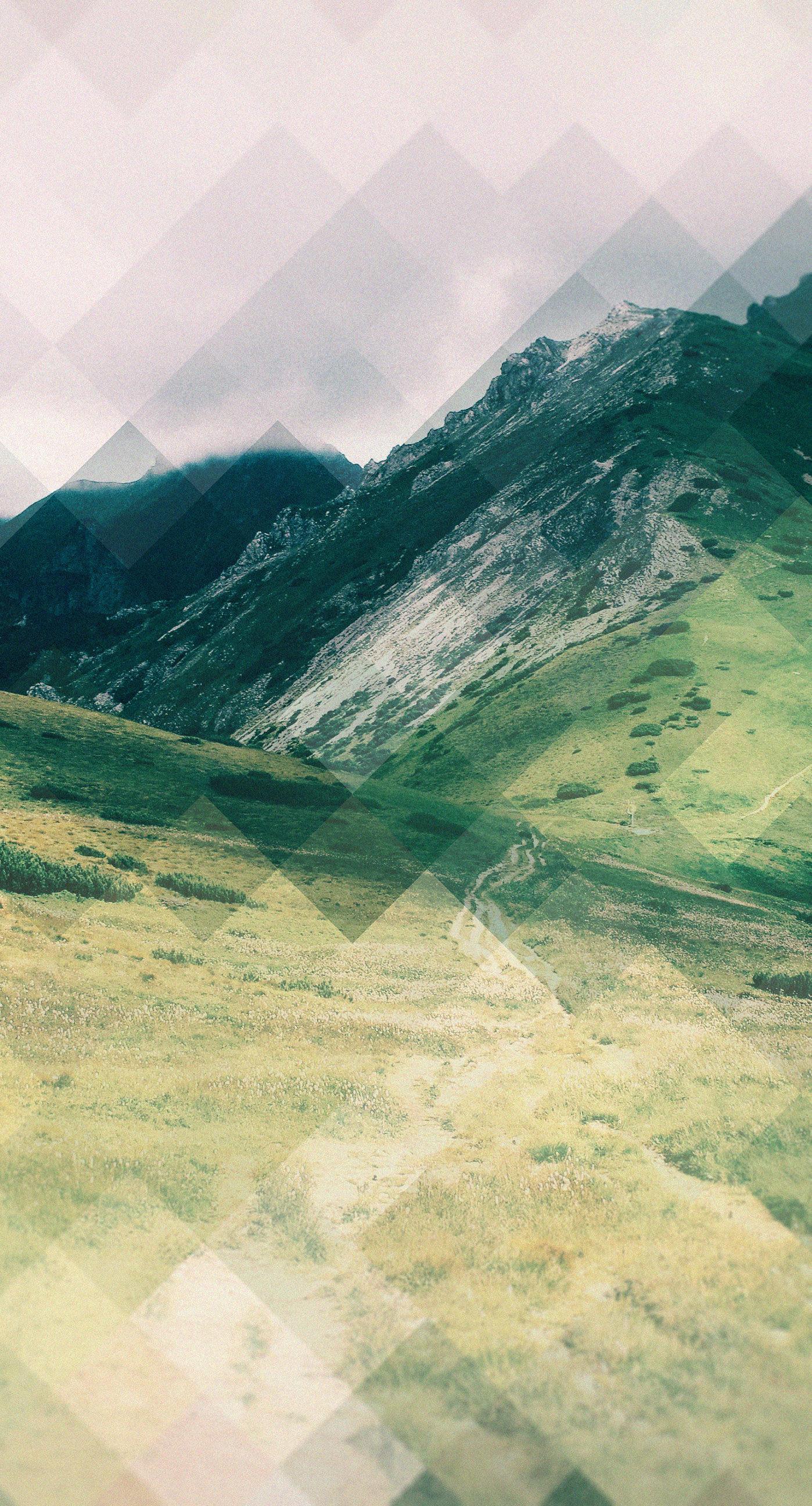 Beautiful <b>Mountain Meadow</b> HD <b>wallpaper<