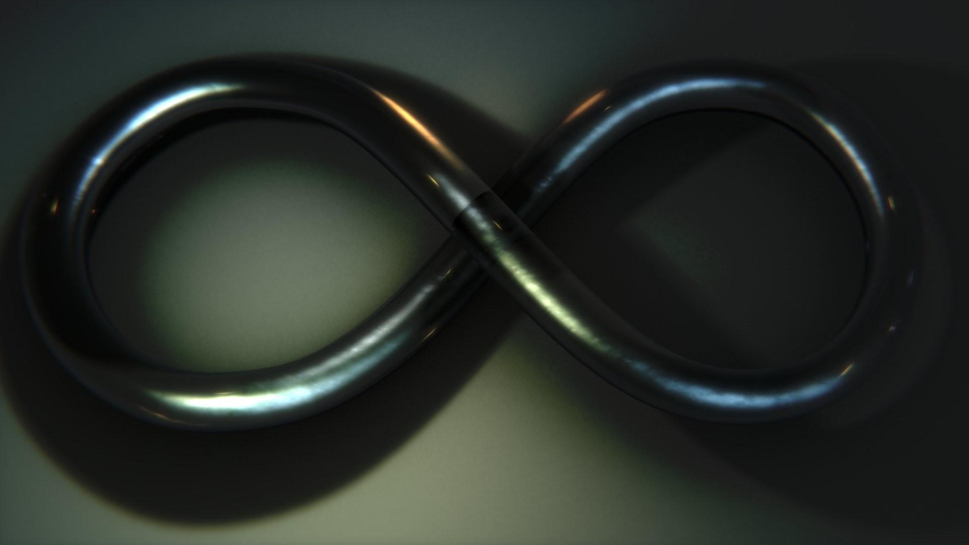 Infinity Infinity Wallpapers- screenshot Double Infinity Light Royalty-Free  Vector