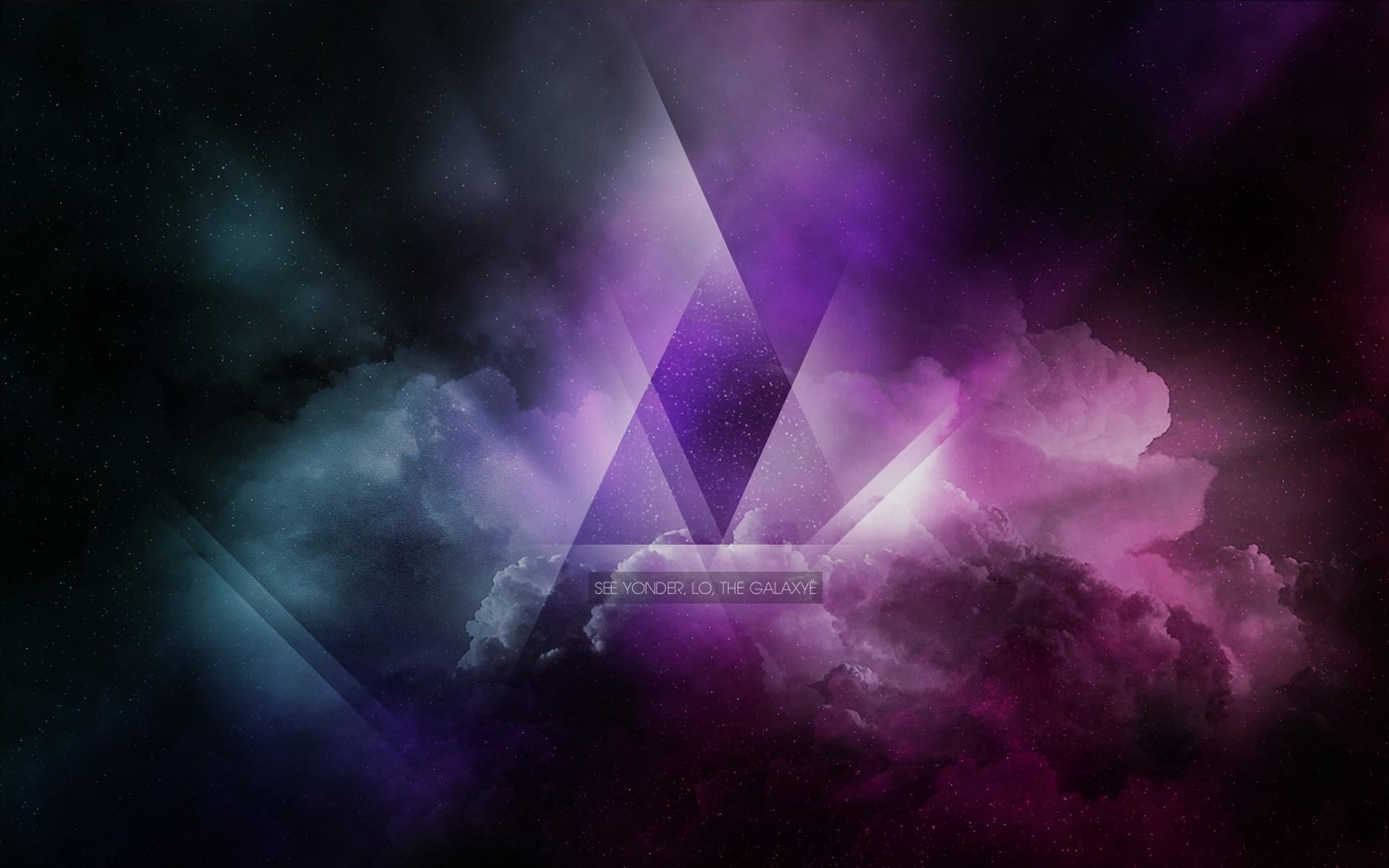 Galaxy-triangle-high-resolution-wallpapers