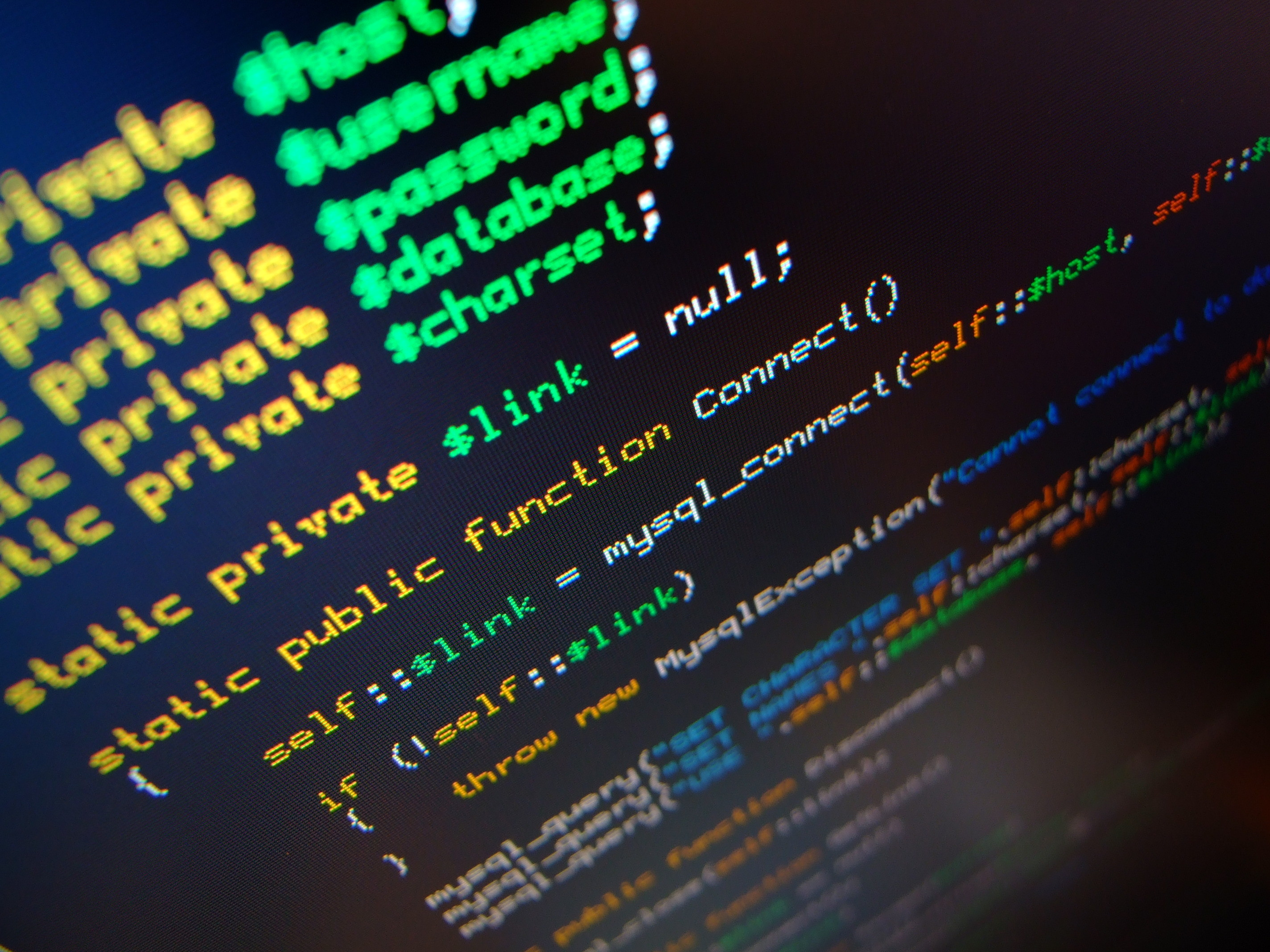 Coding Programming code tech computer letters words symbols numbers screen  monitor wallpaper