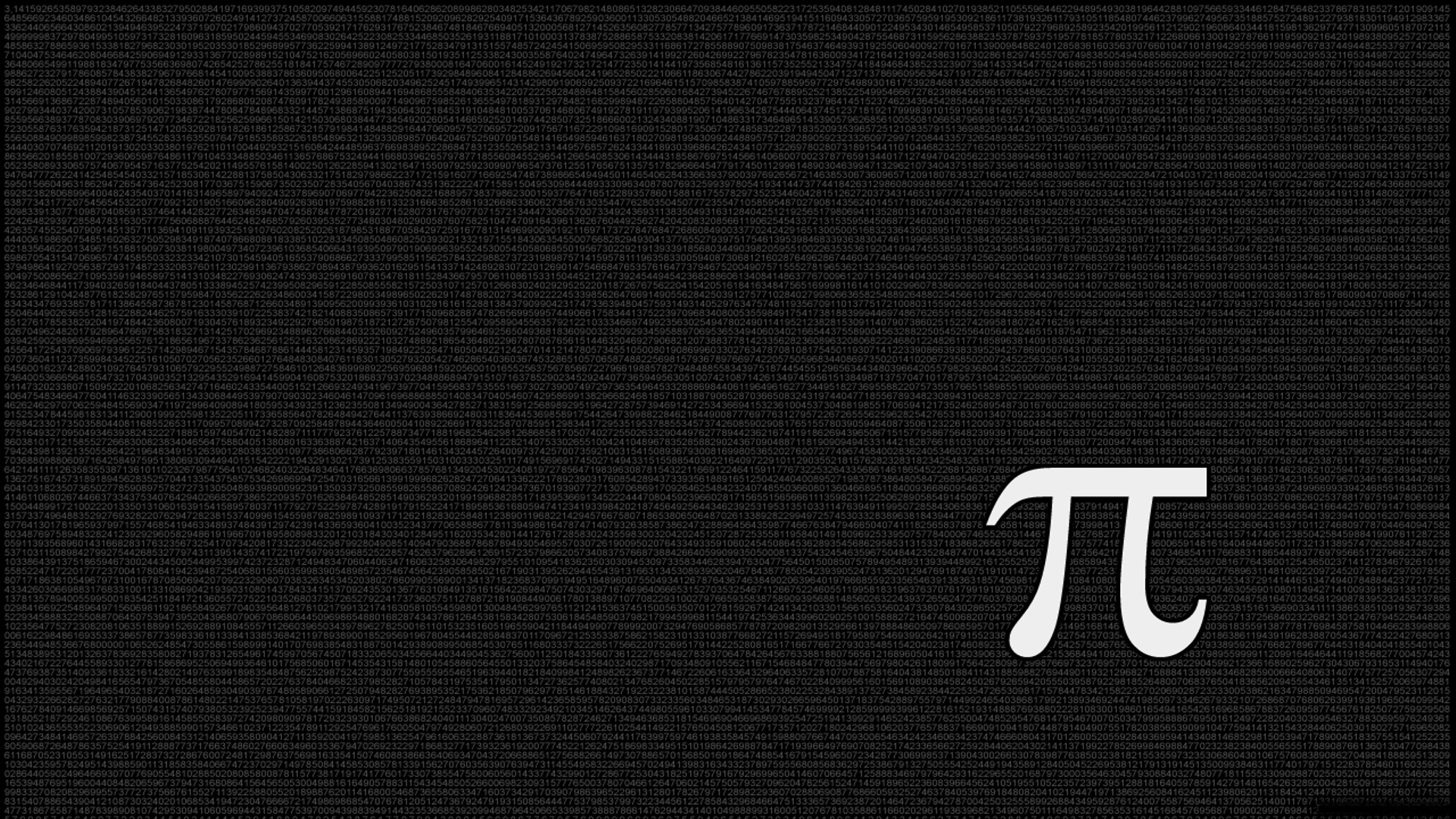 Math Pi Wallpapers.