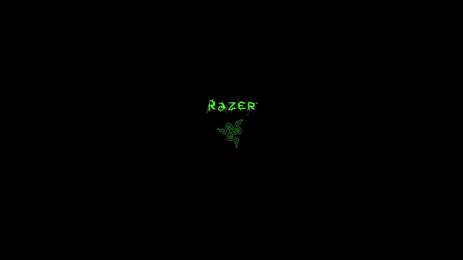 <b>Razer Logo</b> Animated <b>Wallpaper</