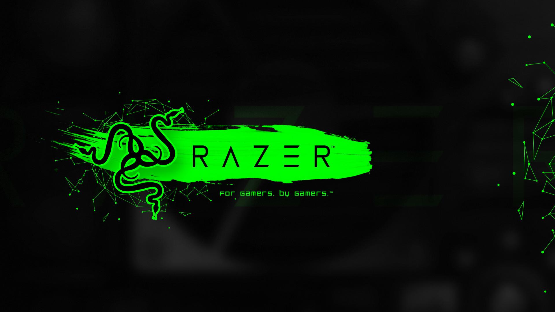Razer-wallpaper by dusandsg Razer-wallpaper by dusandsg