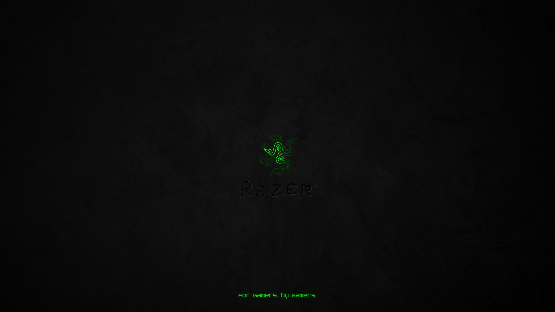 Razer logo HD Wallpaper 1920×1080