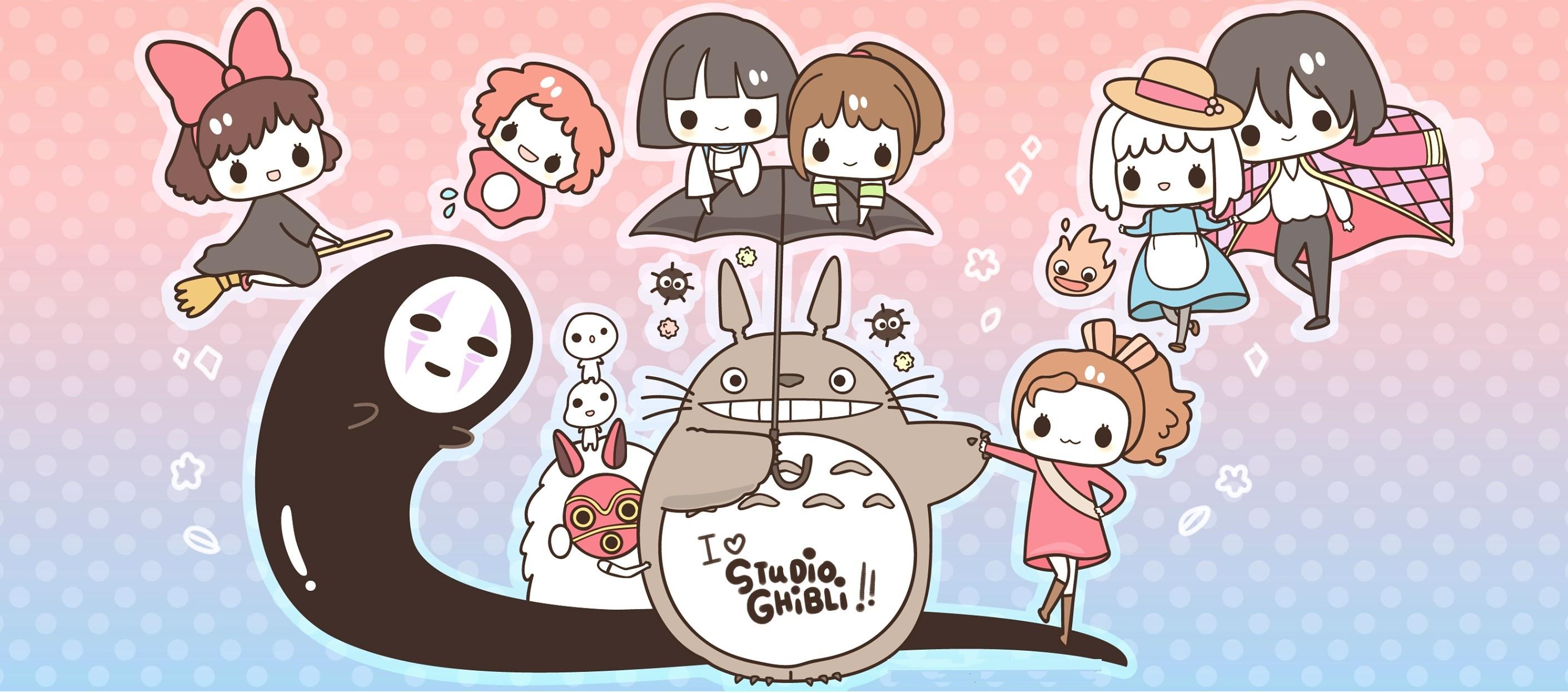 Desktop anime kawaii wallpapers HD.