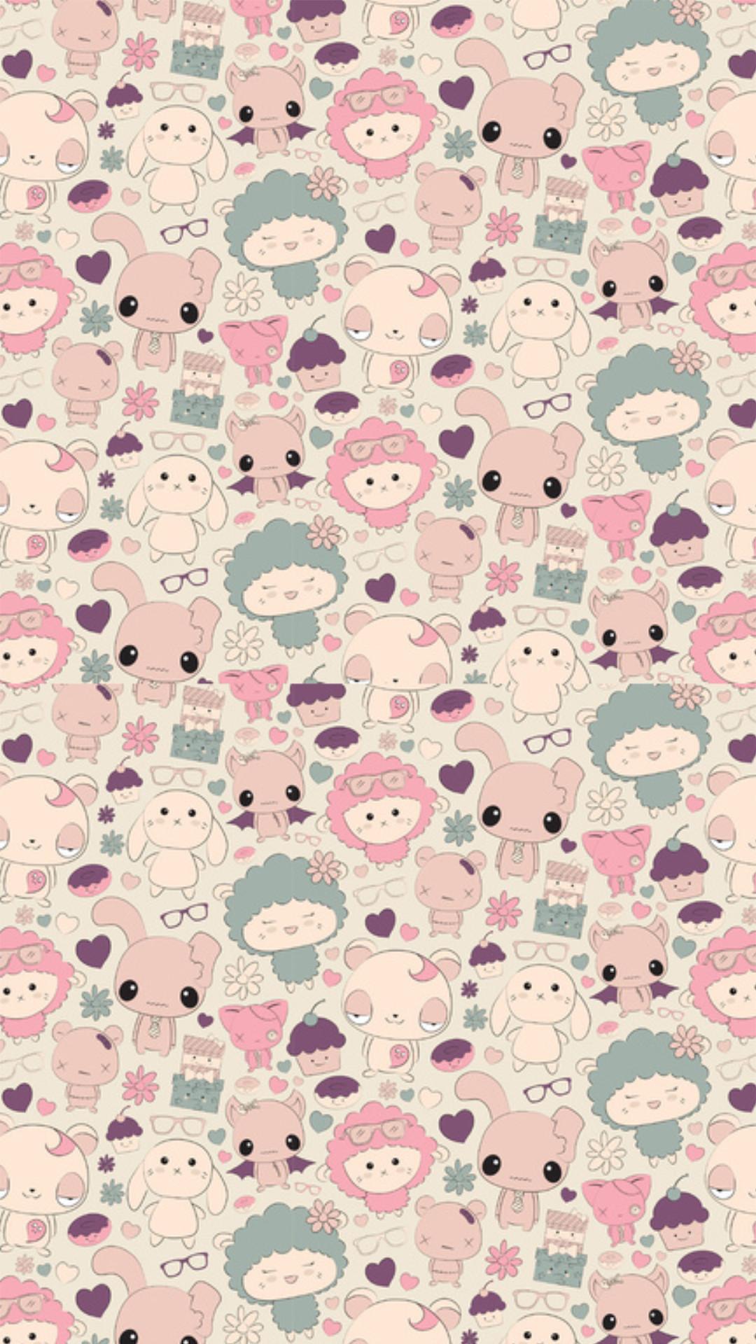 Kawaii-Pattern-Wallpapers-iphone-6-Plus-by-Blackberyy-