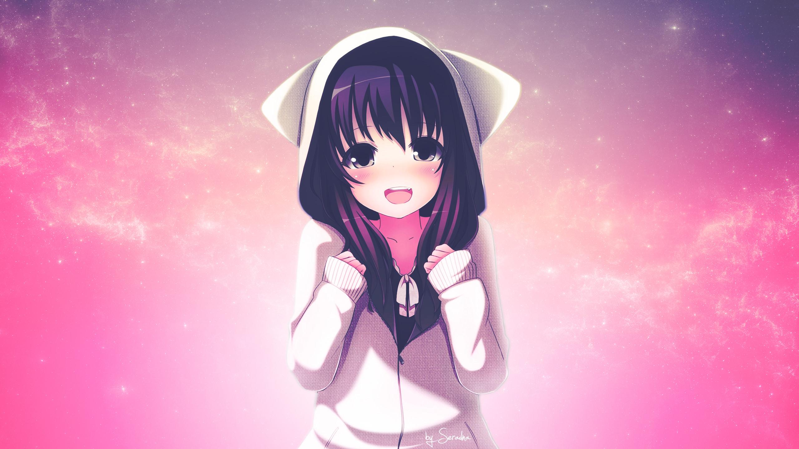Cute Anime Girl wallpaper   1024×768   #1534