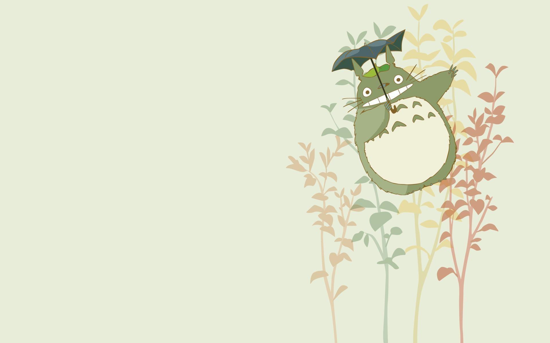 My Neighbor Totoro WallPaper HD – IMASHON.COM
