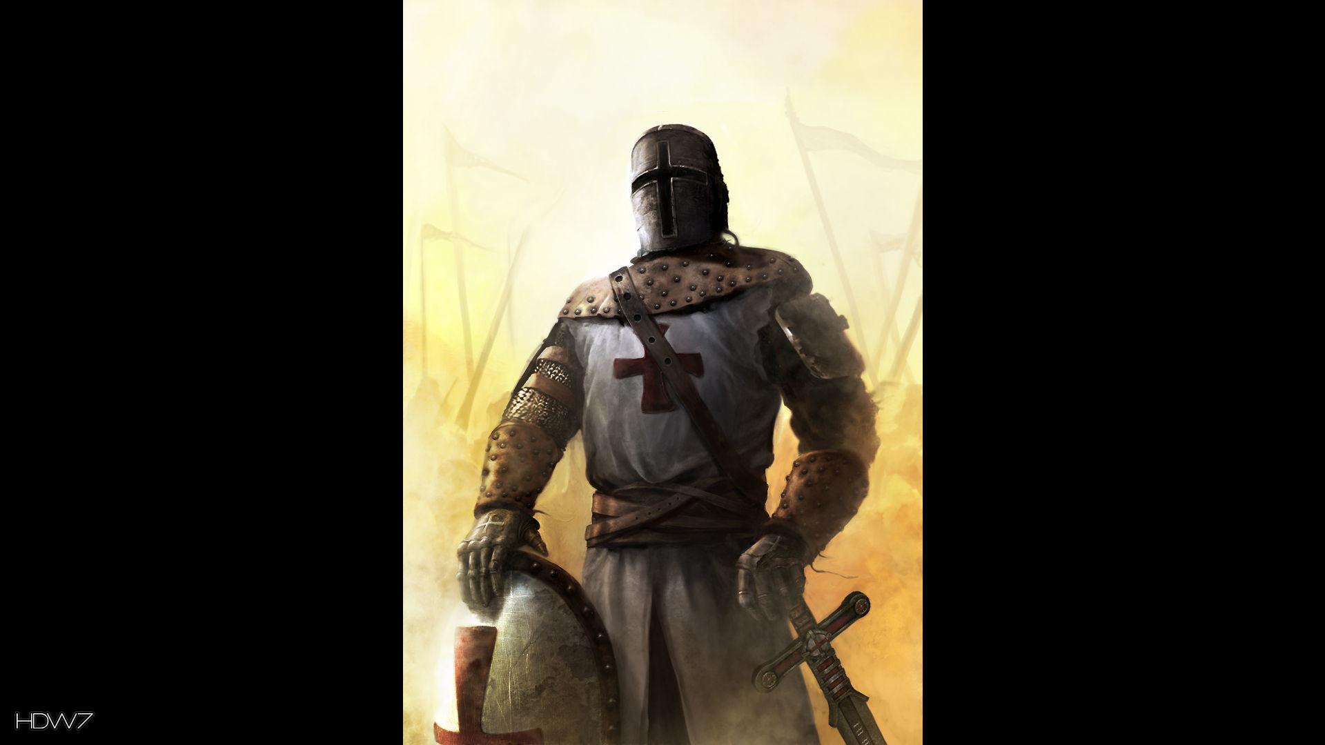 kings crusade crusader tall widescreen hd wallpaper