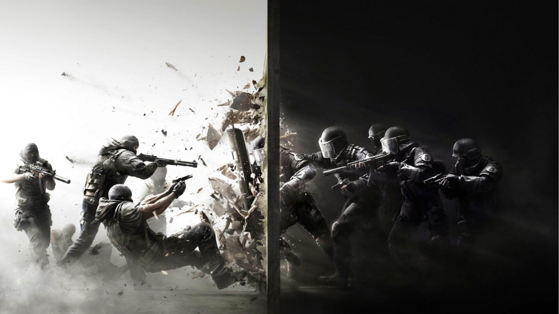 … Tom Clancy's Rainbow Six: Siege widescreen wallpapers