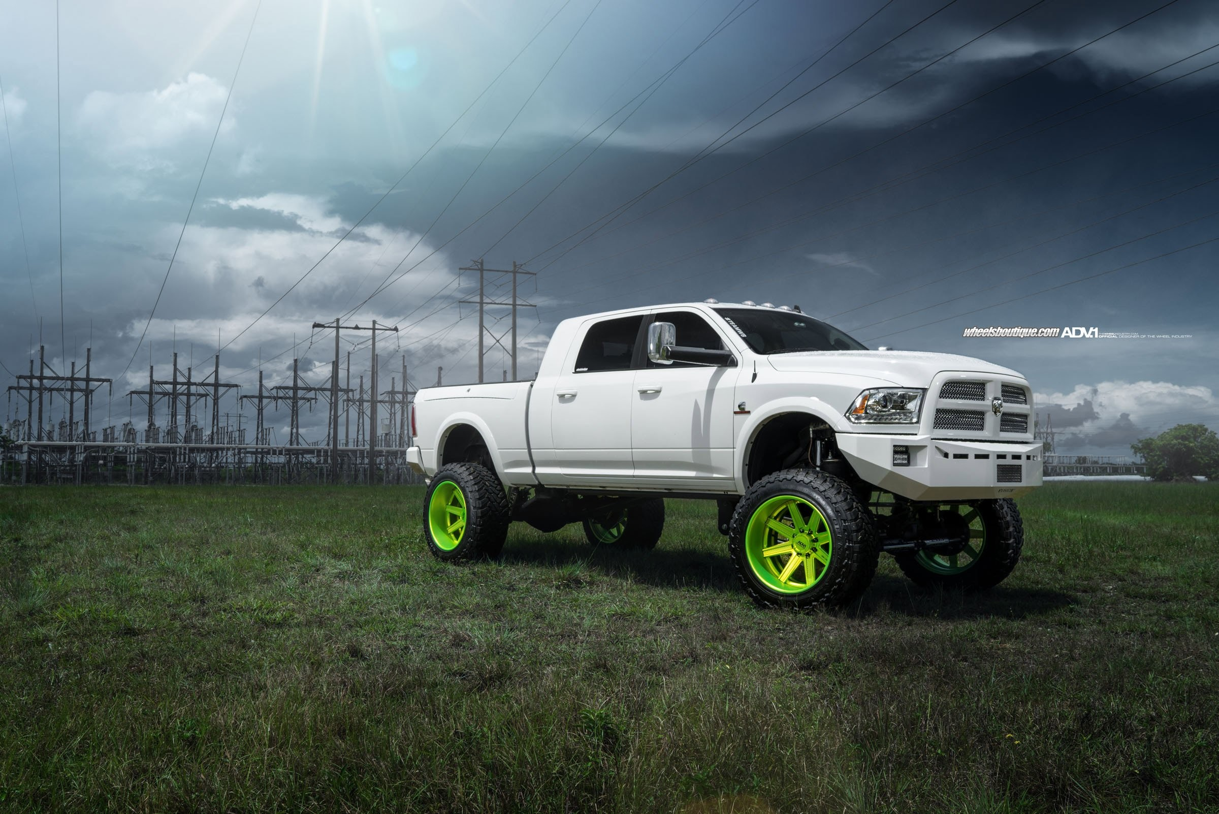 Pick Up Truck Wallpapers