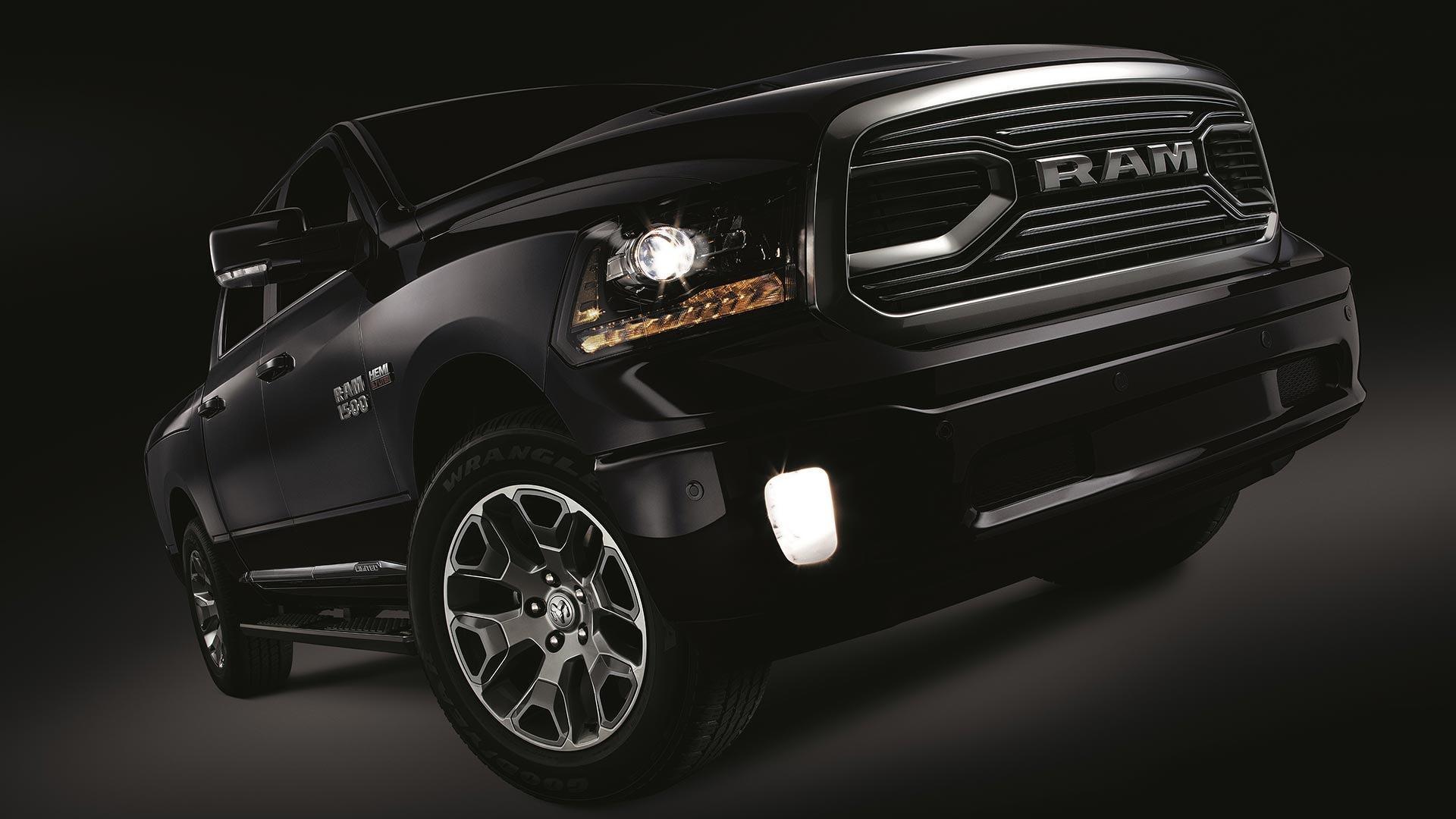 2018 Ram Limited Tungsten Edition …