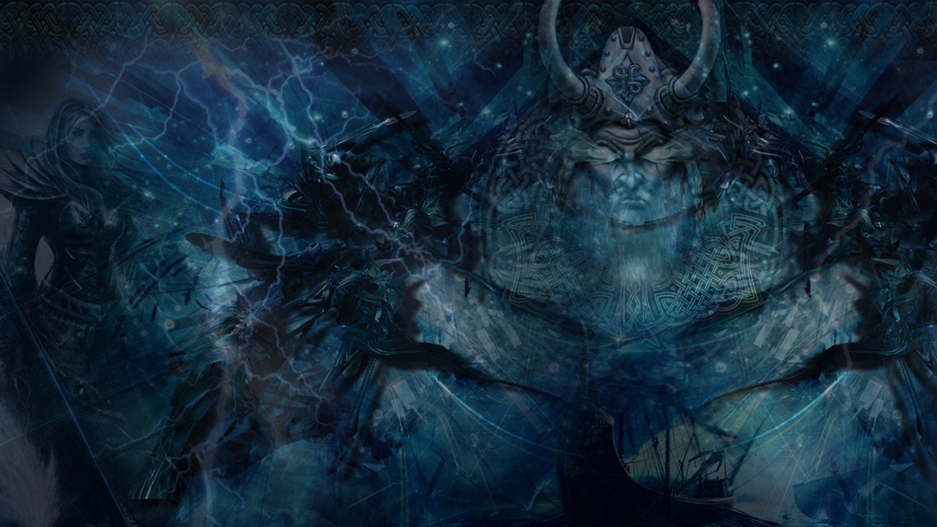 Norse Gods Wallpapers Norse Wallpaper Odin