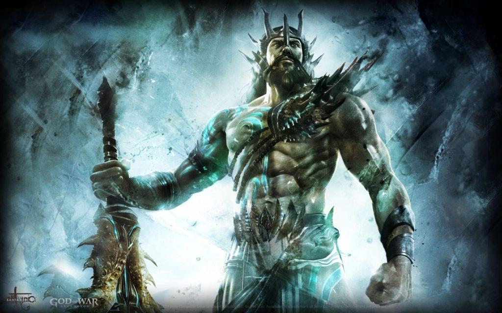 Video Games God Of War Poseidon Mythology …