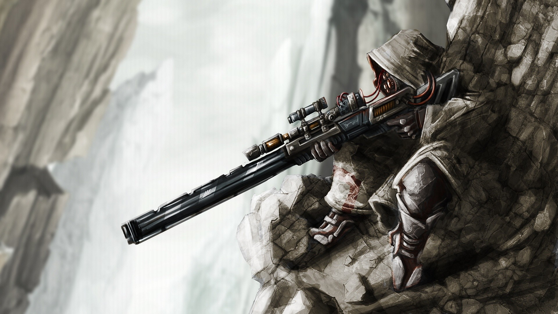 Download Wallpaper Sniper ghost warrior 3, Sniper .