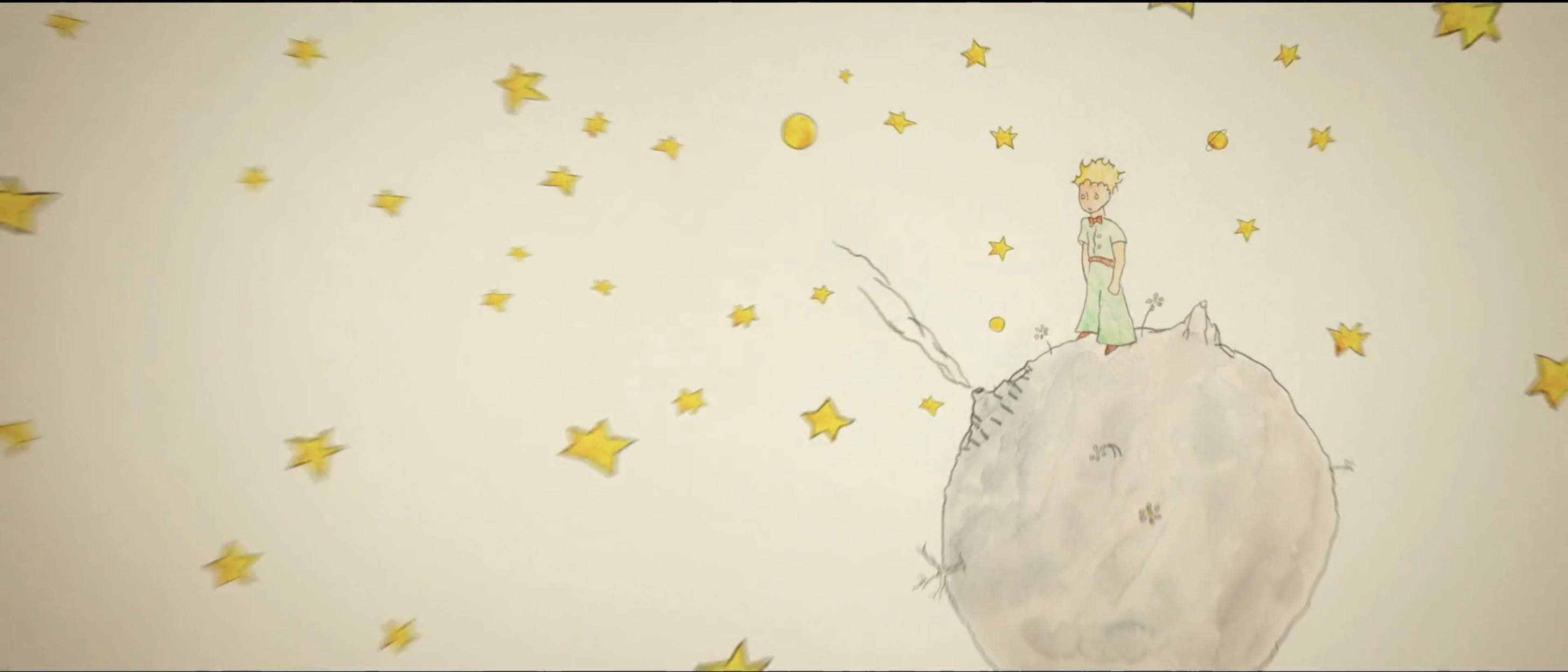 The Little Prince Stop Motion