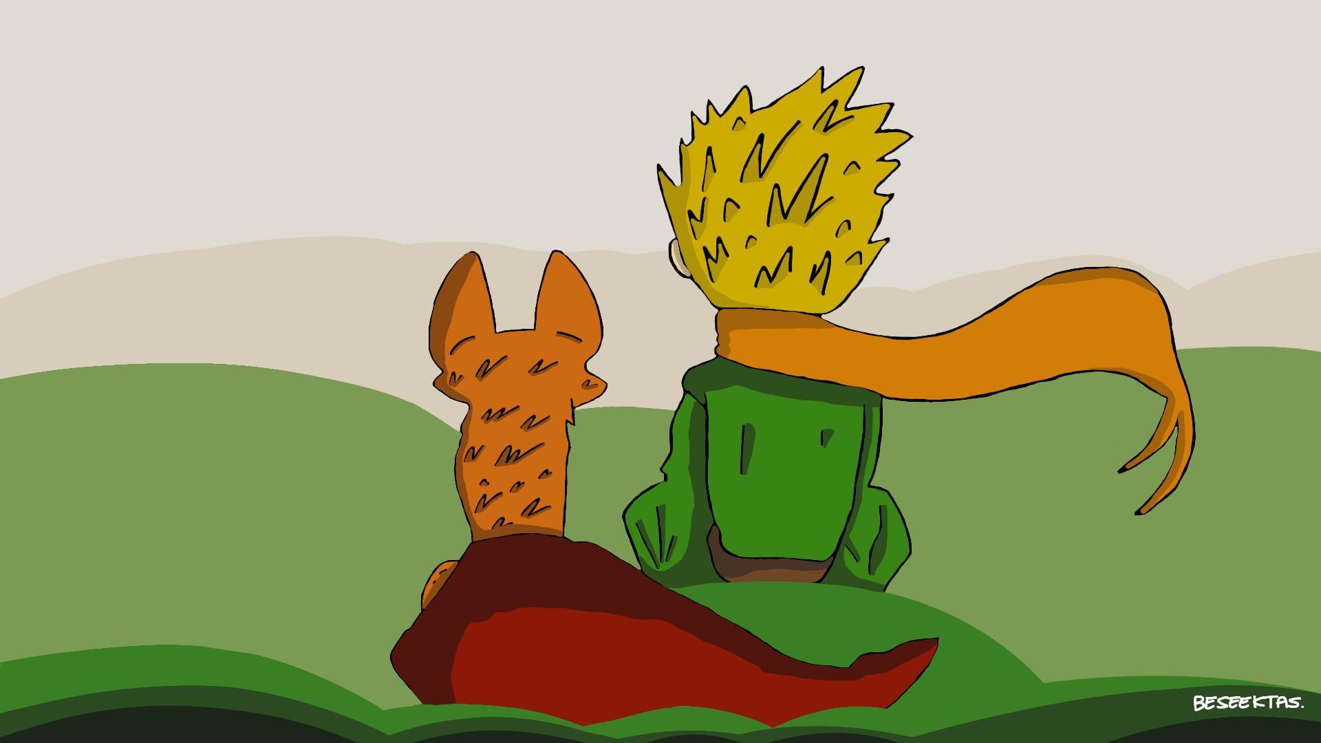 The Little Prince by beseektas The Little Prince by beseektas