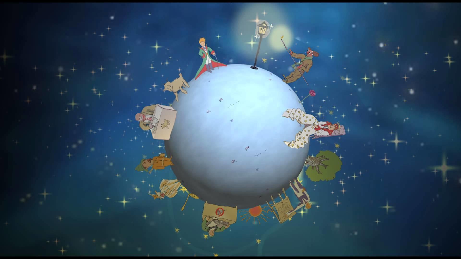 Video trailer Petit prince