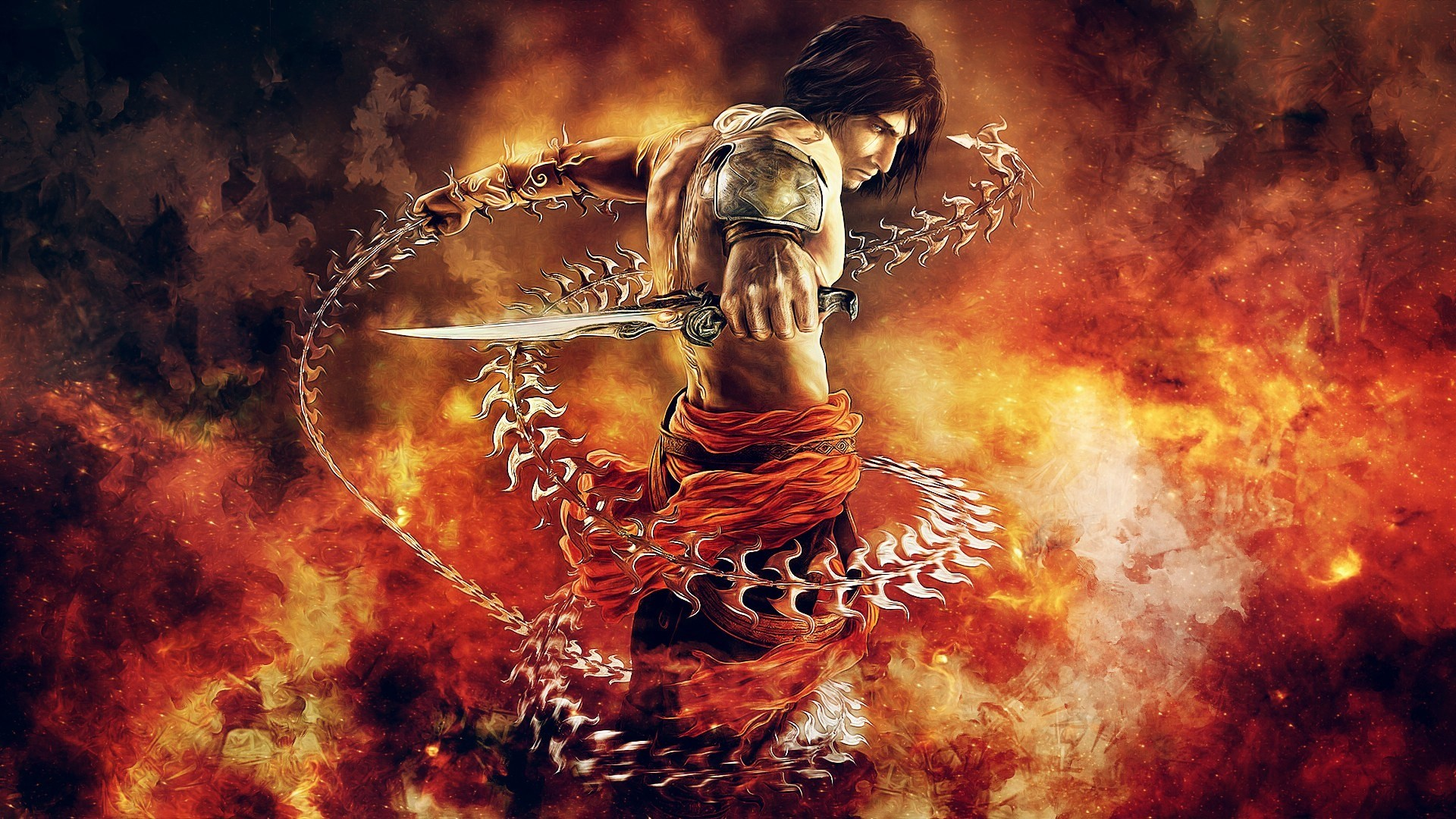 wallpapers free prince of persia the two thrones