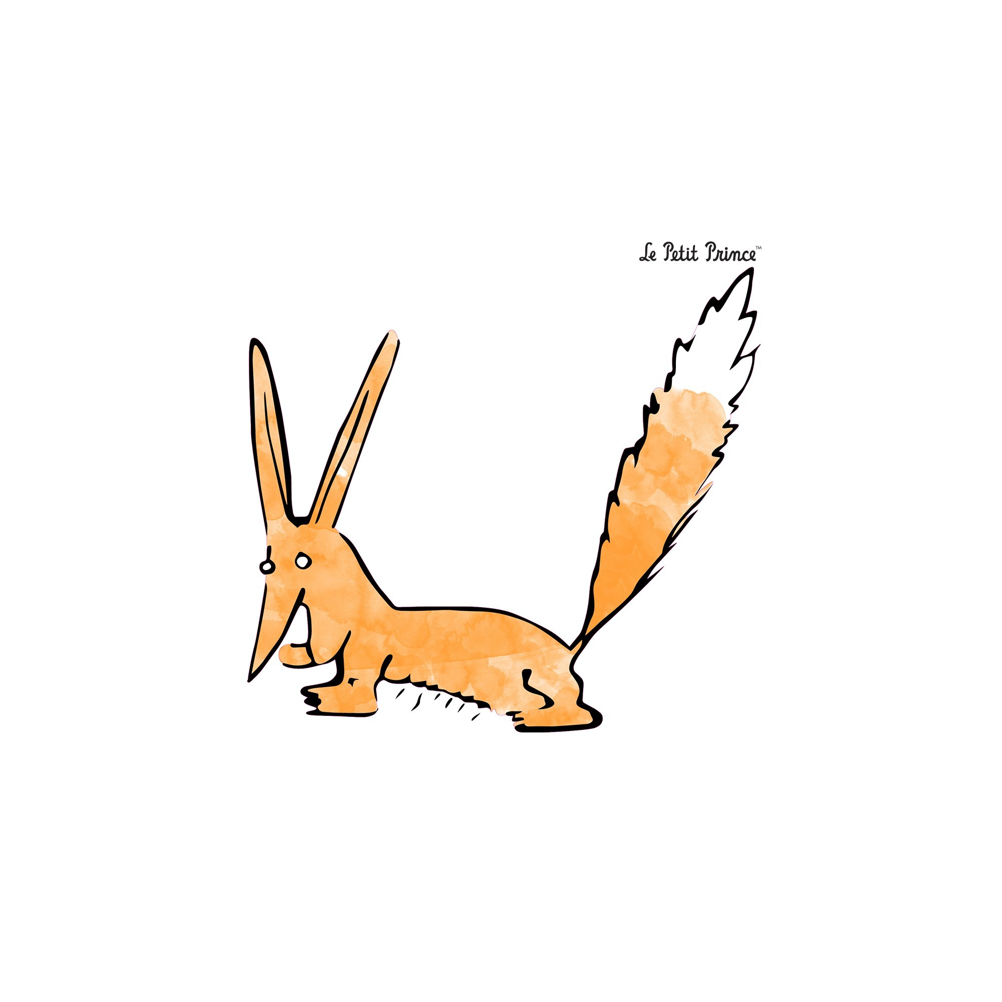 Le Petit Prince: What does the fox say?