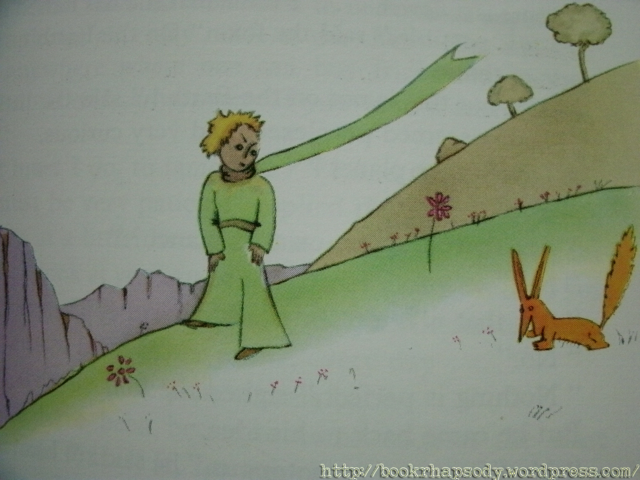 The Little Prince's Earthly Adventures, 5