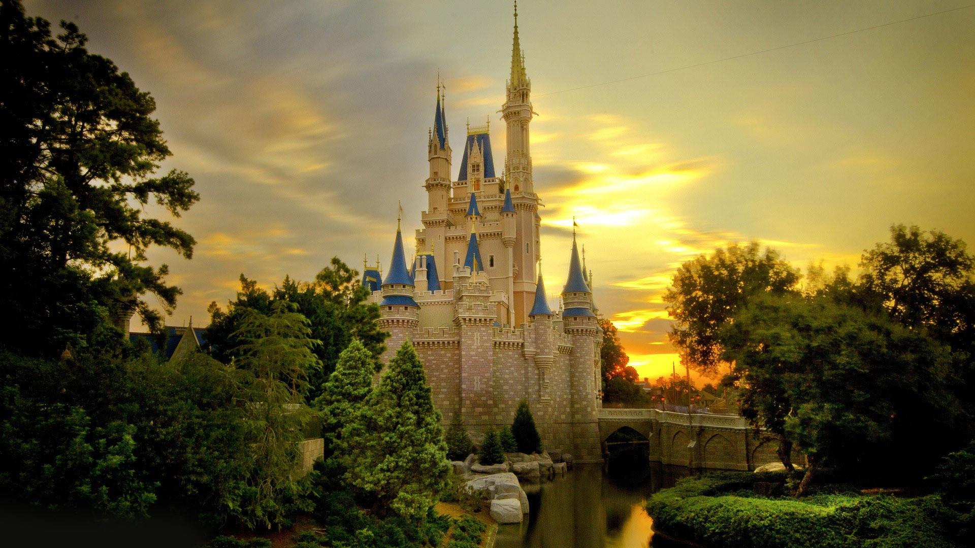 0 Disney Castle Wallpaper HD Download Cinderella Castle wallpaper