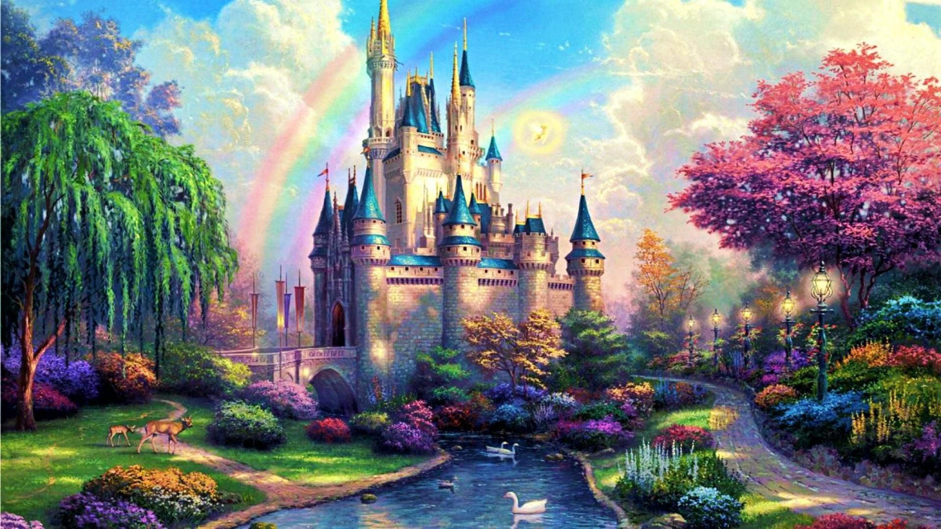 … disney castle wallpaper desktop background …
