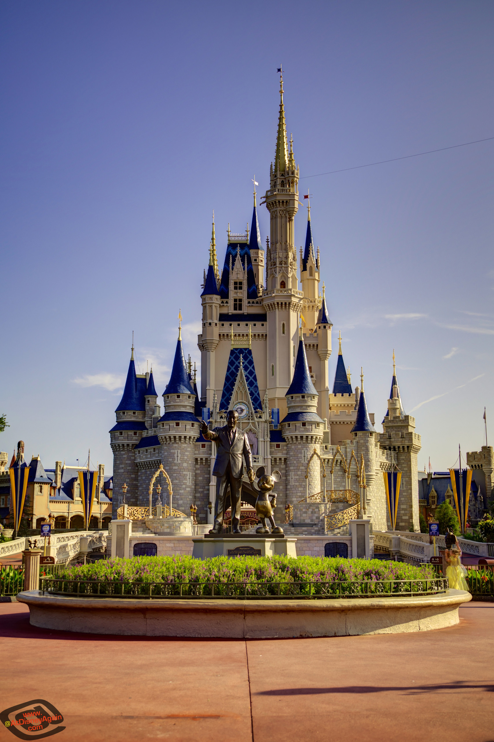 Disney castle fantasy pink girly wallpaper background   Android .