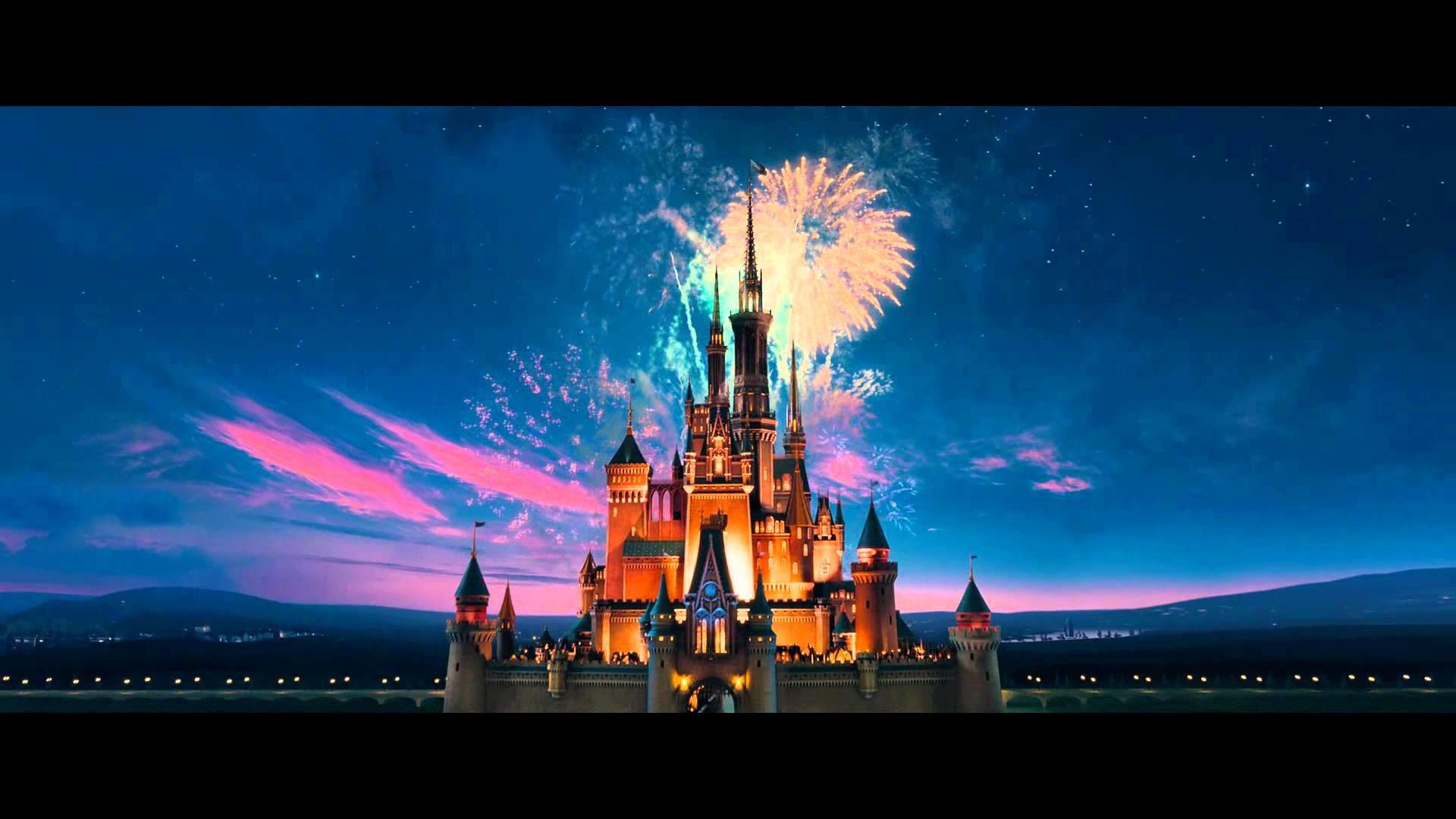 Wallpapers For > Walt Disney Logo Wallpaper