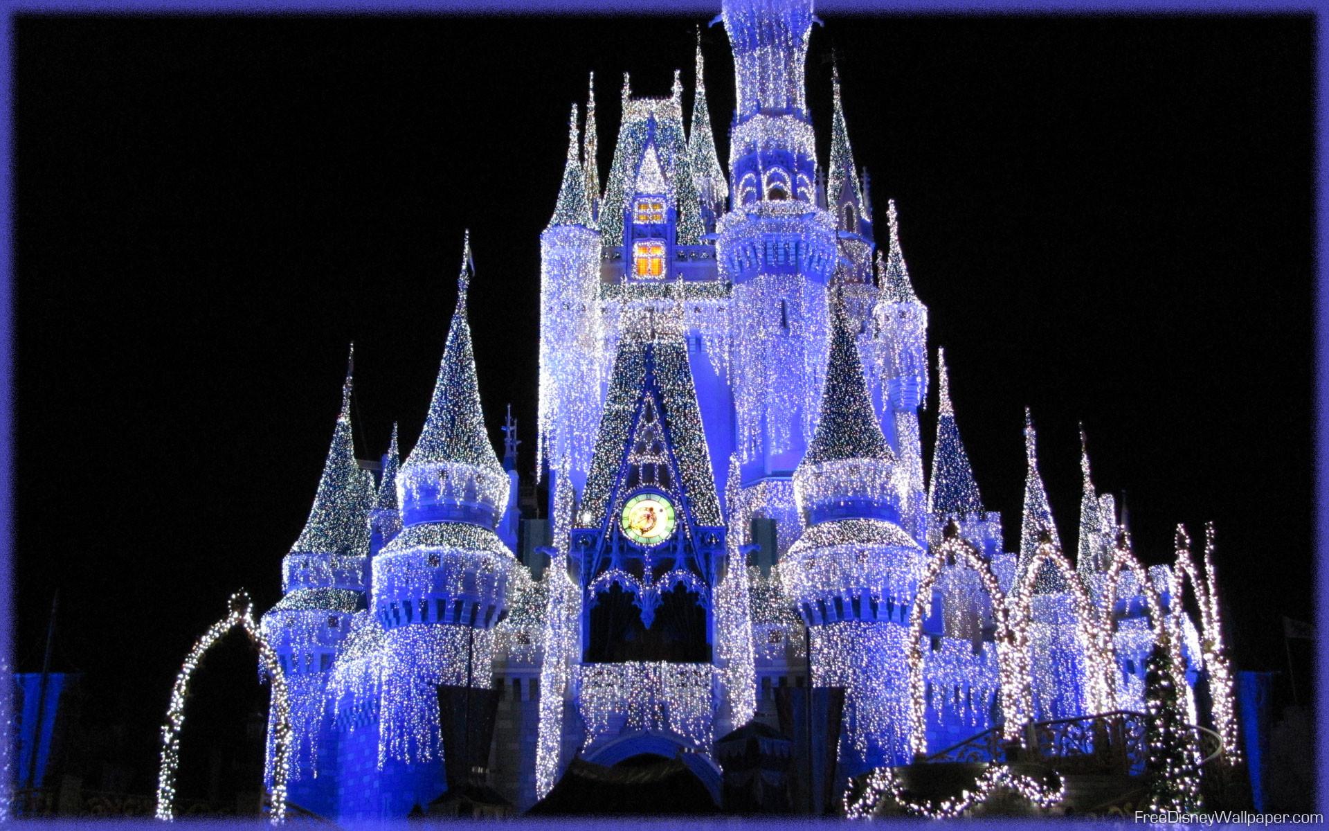 70 Disney Castle Wallpaper Hd