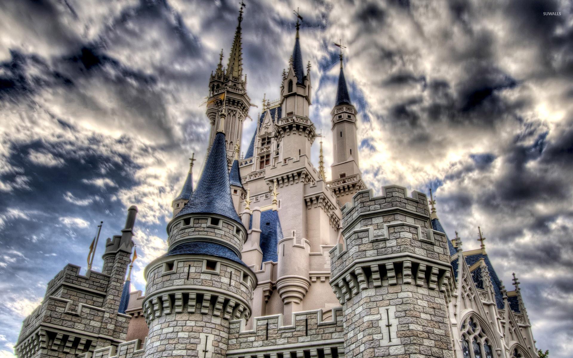 Disney Castle [2] wallpaper – World wallpapers – #32442