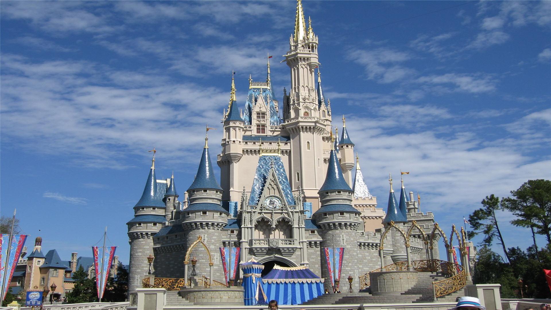 Cinderella Castle Pics Wallpaper