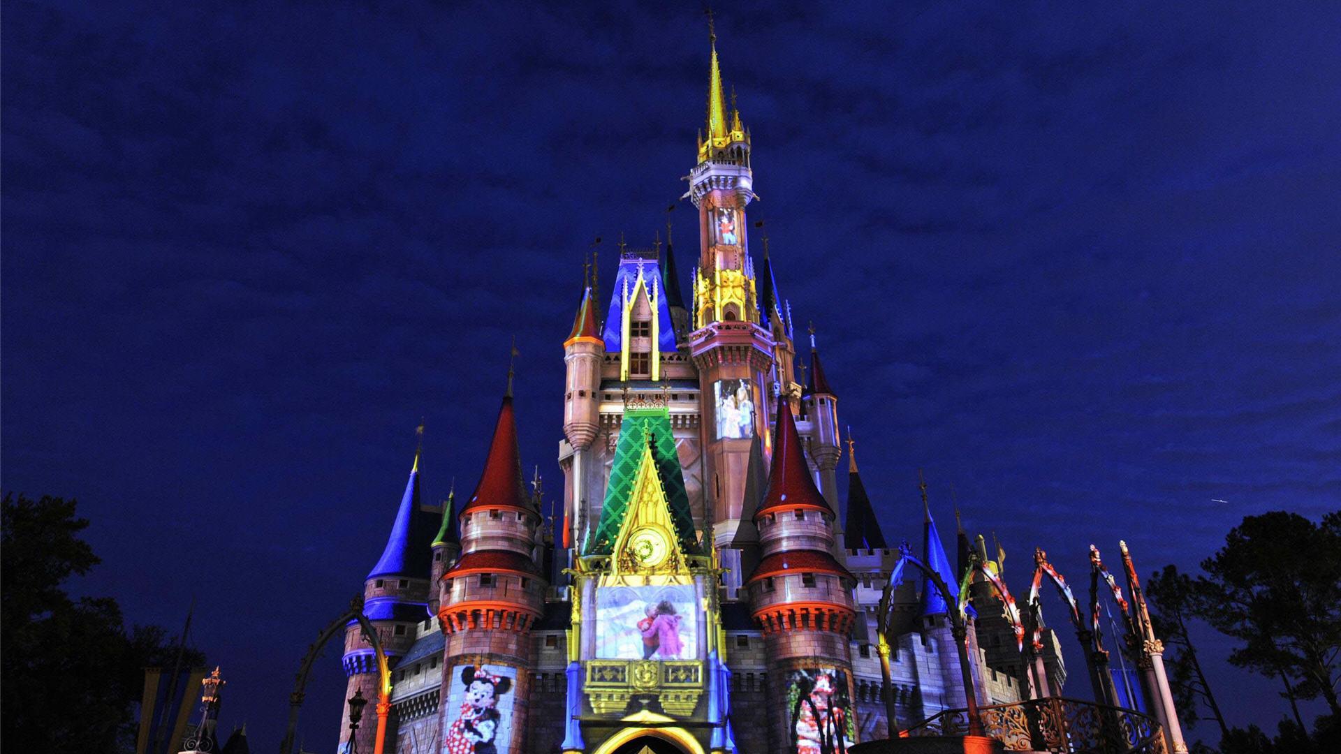 Disney Castle Images Wallpaper