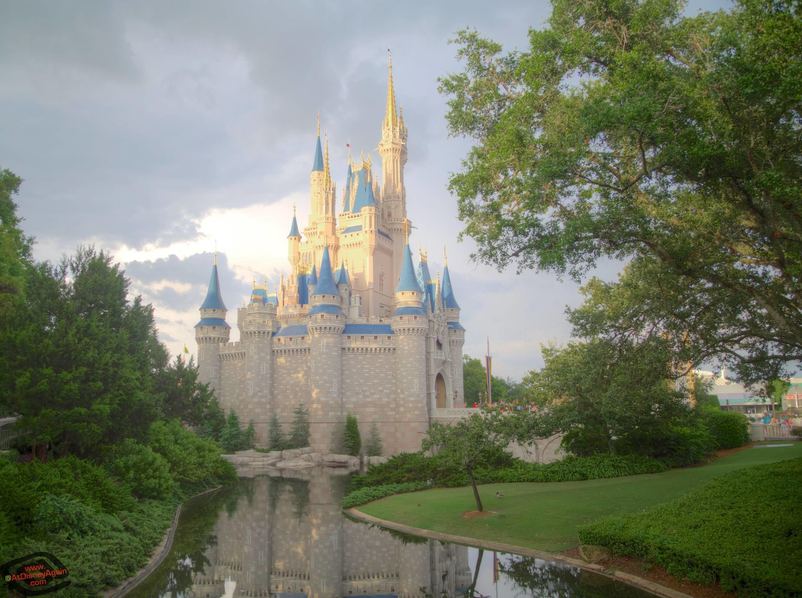 Cinderella Castle Wallpapers   At Disney Again
