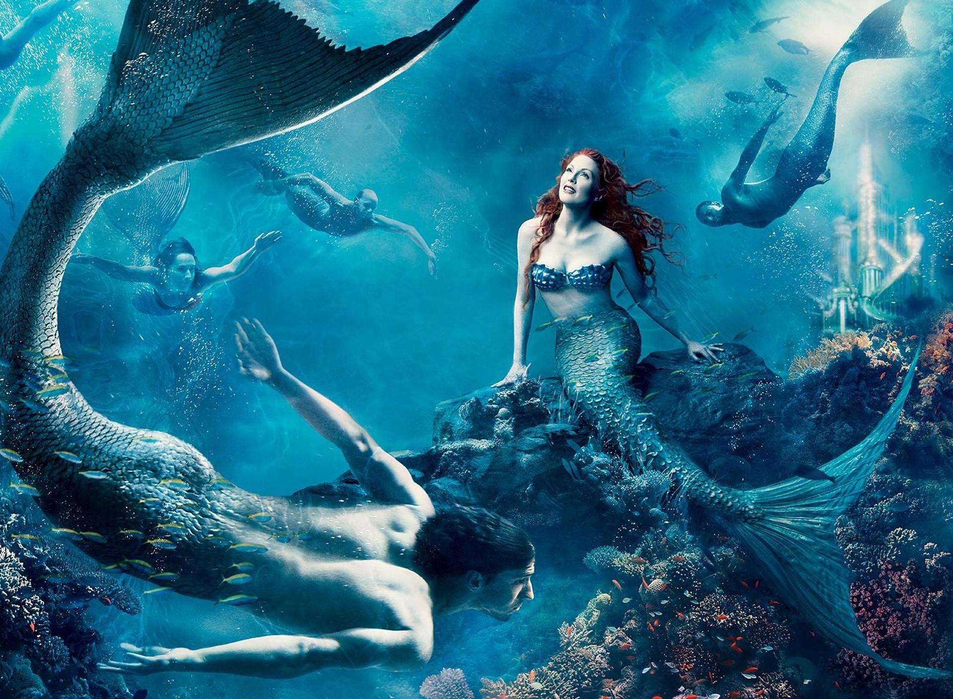 Little Mermaid free Screensaver wallpaper