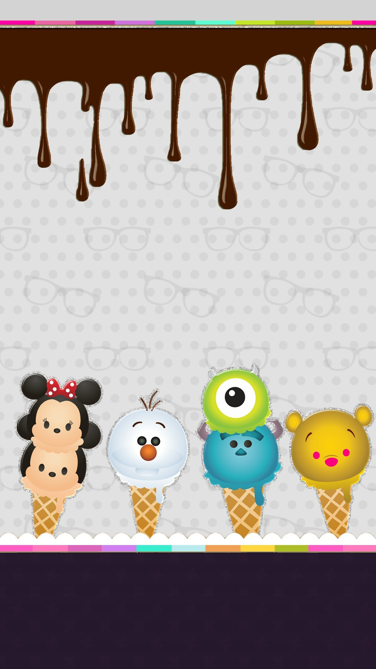 Iphone 2, Disneyland, Mickey Mouse, Hello Kitty, Kawaii, Walls, Pictures,  Screen, Funds