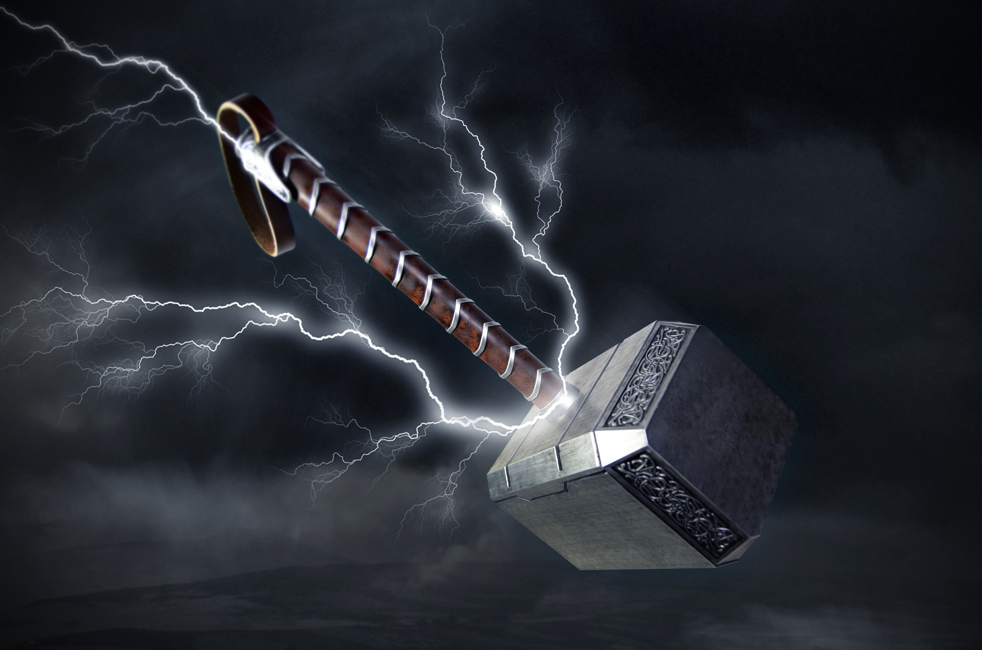 Thor's Hammer New Wallpaper Free HD Wallpaper – Download Thor's Hammer .